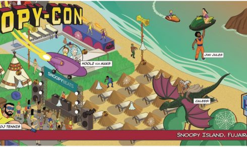 Snoopy-Con Fest 2019 - Coming Soon in UAE, comingsoon.ae