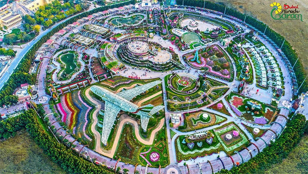 Dubai Miracle Garden 2020 2021 Opening Date And Timings Coming Soon In Uae