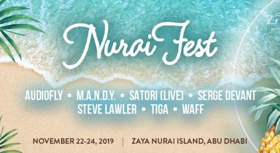 Nurai Fest at Zaya Nurai Island, Abu Dhabi - comingsoon.ae
