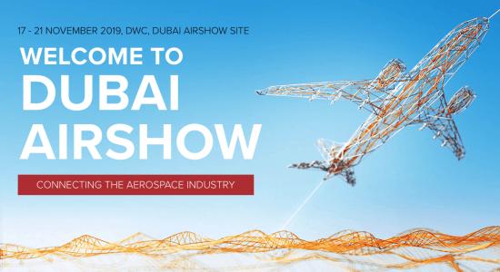 Dubai Airshow 2019 - comingsoon.ae