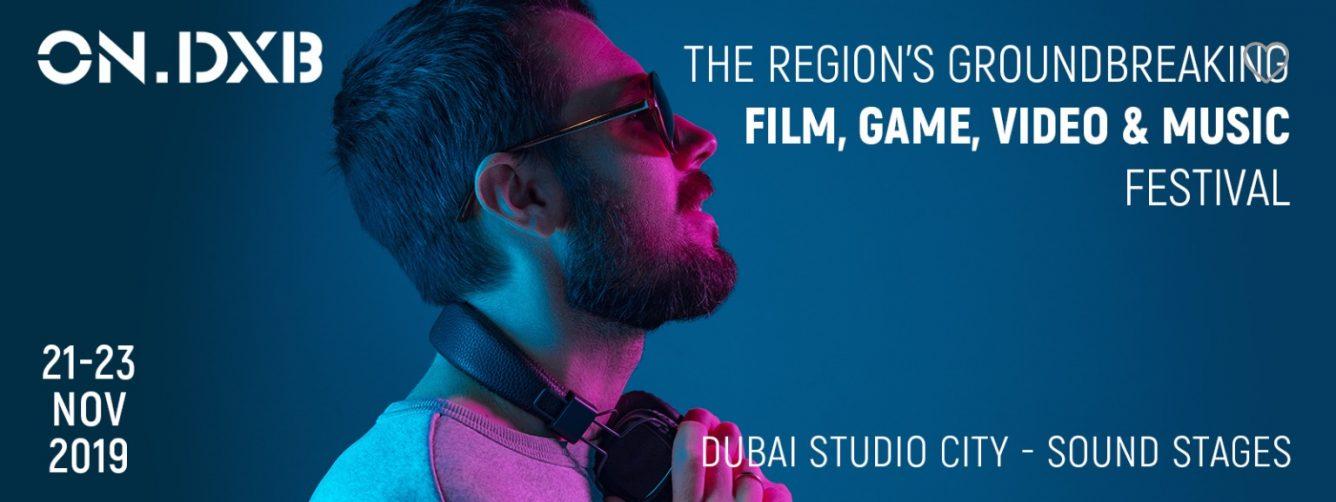 ON.DXB Festival at Dubai Studio City - Coming Soon in UAE