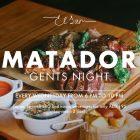 Matador Gents' Night - Coming Soon in UAE