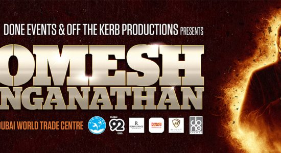 Romesh Ranganathan's show - comingsoon.ae