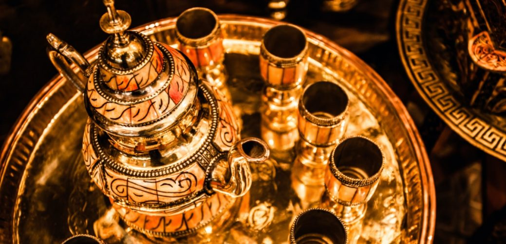 Traditional Arabic drinks — an Excellent Variety of Flavors