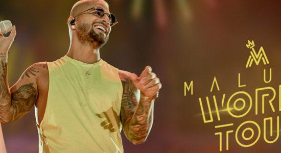 Maluma 11:11 World Tour 2020 - comingsoon.ae
