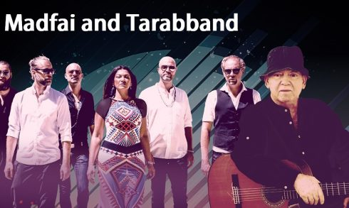 Al Majaz Amphitheatre: Ilham Al Madfai and Tarabband - Coming Soon in UAE, comingsoon.ae