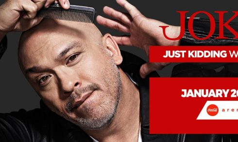 Jo Koy at the Coca-Cola Arena - Coming Soon in UAE, comingsoon.ae