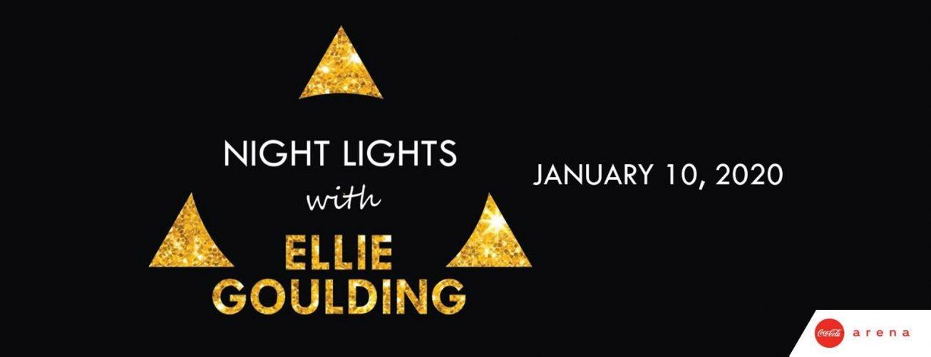 Ellie Goulding at Coca-Cola Arena - Coming Soon in UAE