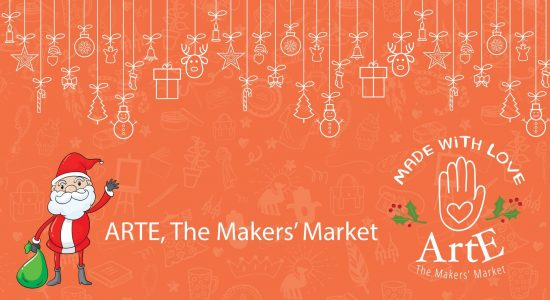 ARTE – The Makers' Market in Times Square Center - comingsoon.ae