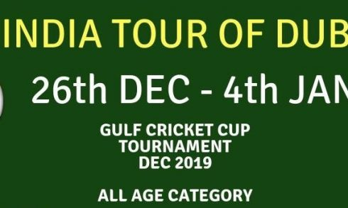 Gulf Cup League Match India Cricket Under 13, 15, 17 - Coming Soon in UAE, comingsoon.ae