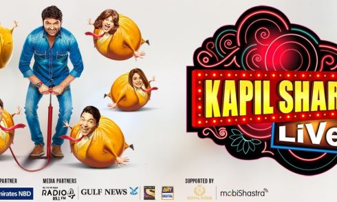 Kapil Sharma Live at Coca-Cola Arena - Coming Soon in UAE, comingsoon.ae
