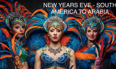 New Years Eve – South America to Arabia - Coming Soon in UAE, comingsoon.ae
