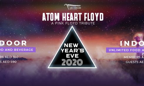 New Year's Eve Party with A Tribute to Pink Floyd by Atom Heart Floyd - Coming Soon in UAE, comingsoon.ae
