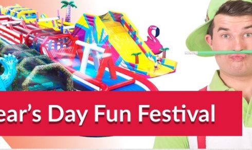 New Year's Day Fun Festival – du Arena - Coming Soon in UAE, comingsoon.ae