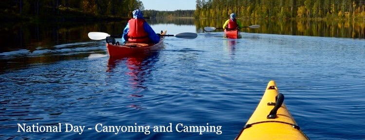 National Day – Canyoning and Camping at RAK - Coming Soon in UAE, comingsoon.ae