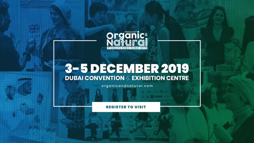 Middle East Natural and Organic Products Expo 2019 - Coming Soon in UAE, comingsoon.ae