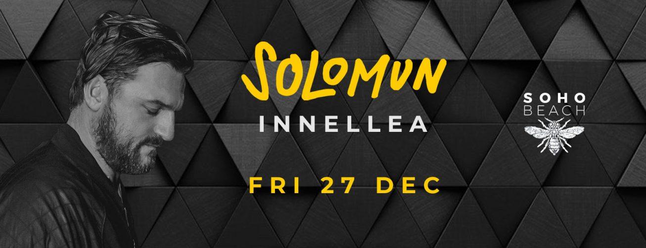 DJ Solomun at Soho Beach DXB - Coming Soon in UAE