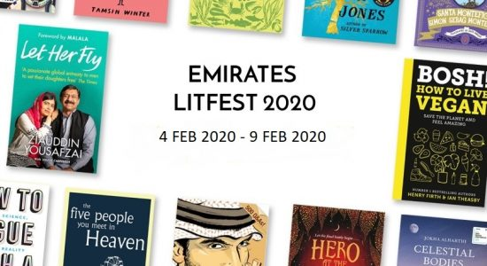 12th Emirates Airline Festival of Literature - comingsoon.ae