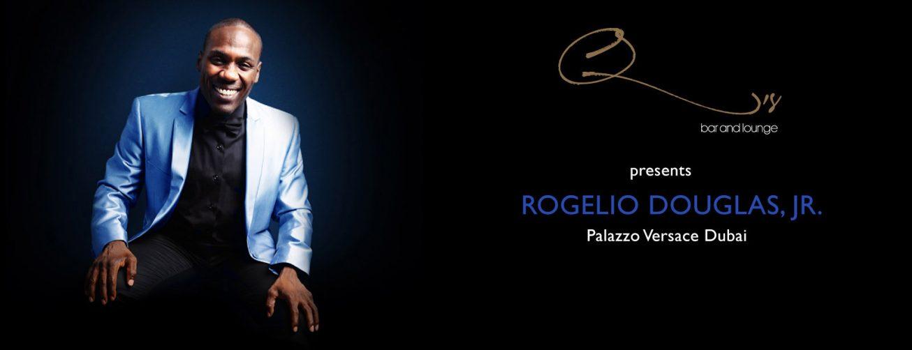 Rogelio Douglas, Jr. at Q's Bar & Lounge - Coming Soon in UAE