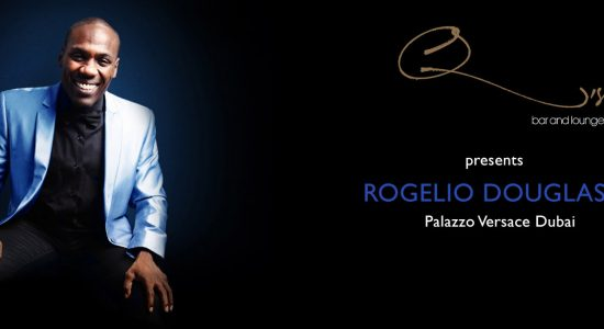 Rogelio Douglas, Jr. at Q's Bar & Lounge - comingsoon.ae