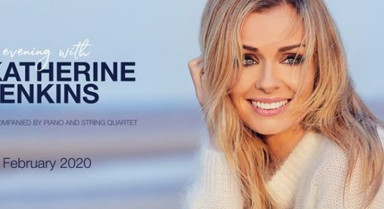 An Evening with Katherine Jenkins - comingsoon.ae