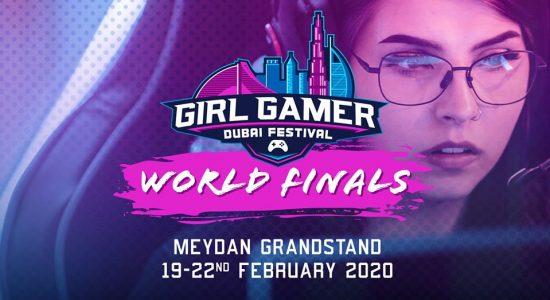 Girl Gamer Esports Festival 2020 - comingsoon.ae