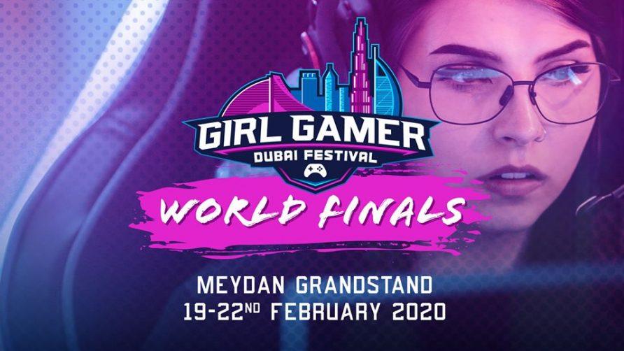 Girl Gamer Esports Festival 2020 - Coming Soon in UAE, comingsoon.ae
