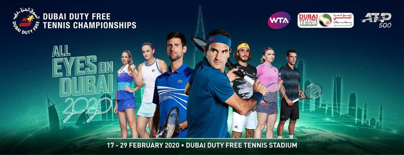 Dubai Duty Free Tennis Championships 2020 - Coming Soon in UAE, comingsoon.ae
