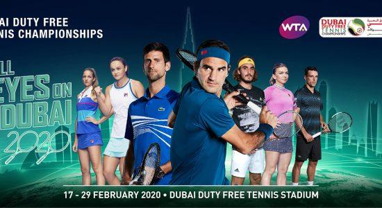 Dubai Duty Free Tennis Championships 2020 - comingsoon.ae