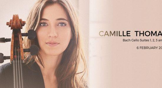 Camille Thomas at the Dubai Opera - comingsoon.ae