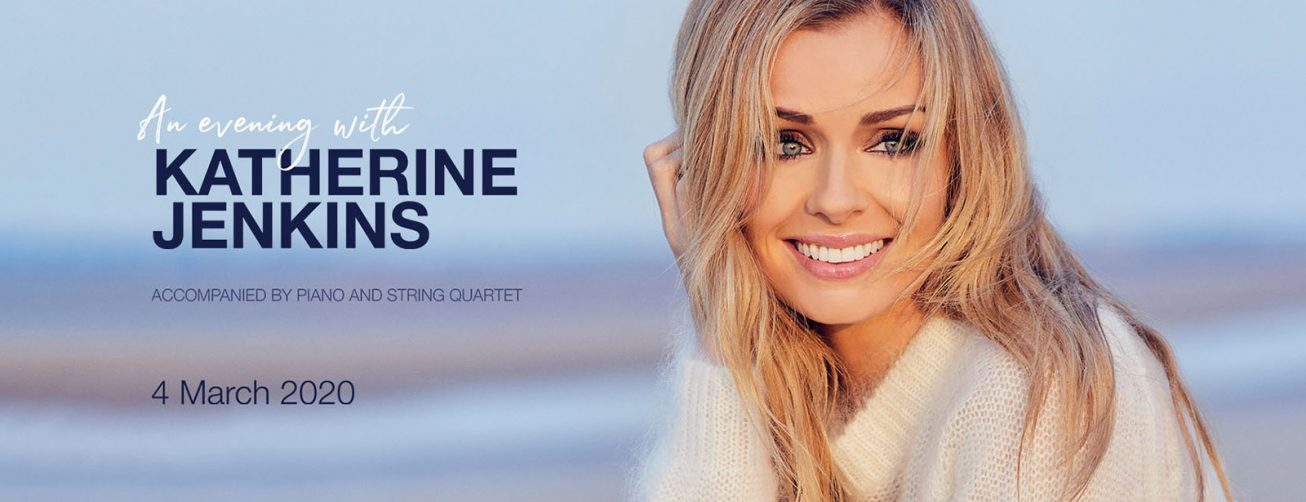 An Evening with Katherine Jenkins - Coming Soon in UAE
