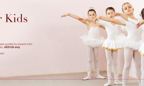 Ballet for Kids at Dubai Opera - Coming Soon in UAE, comingsoon.ae