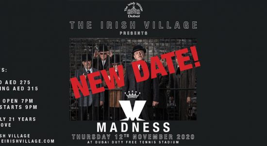 Madness Live at Dubai Duty Free Tennis Stadium - comingsoon.ae