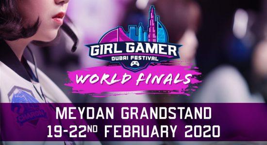 GirlGamer Esports Festival 2020 - comingsoon.ae