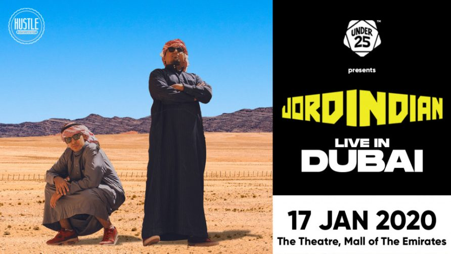 Comedy duo Jordindian at the Theatre - Coming Soon in UAE, comingsoon.ae