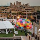 Art Dubai 2020 at Madinat Jumeirah, Dubai in Dubai