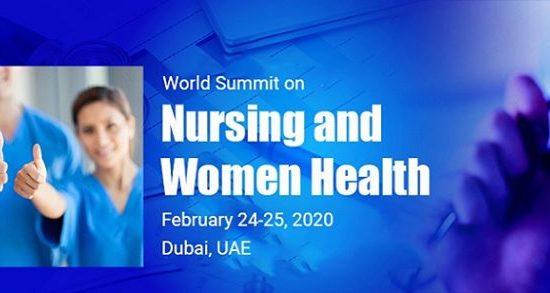 World Summit on Nursing and Women Health - comingsoon.ae