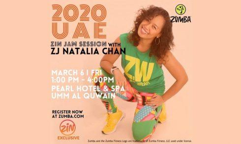 Choreo Jam Session with ZJ Natalia - Coming Soon in UAE, comingsoon.ae