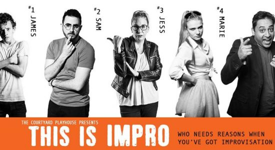 """Sunday Night Comedy """"This Is Impro"""" - comingsoon.ae"""