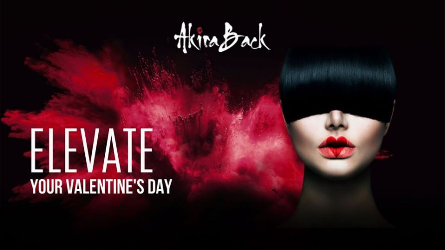 Valentine's Day at Akira Back - Coming Soon in UAE, comingsoon.ae