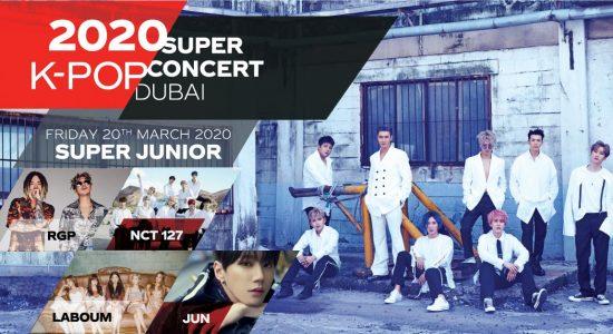 K-pop Super Concert 2020 - comingsoon.ae