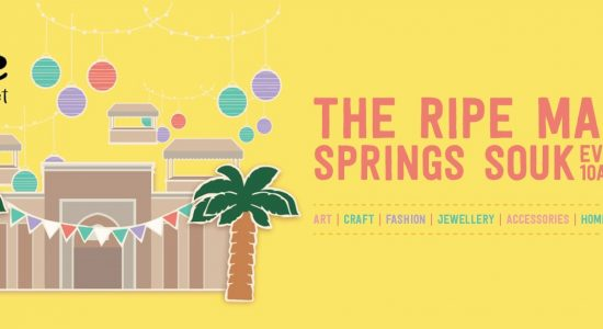 The Ripe Market at The Springs Souk - comingsoon.ae