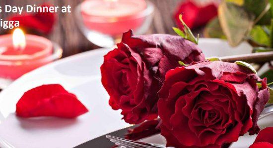 Valentine's Day Dinner at Focus, Al Rigga - comingsoon.ae