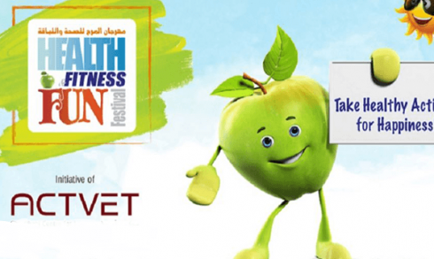 Health & Fitness Fun Festival 2020 - Coming Soon in UAE, comingsoon.ae