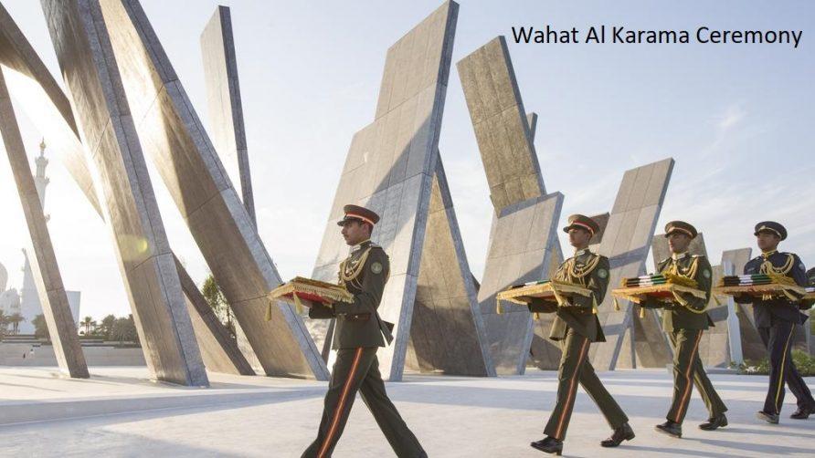 Wahat Al Karama Ceremony - Coming Soon in UAE, comingsoon.ae