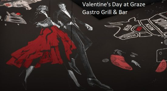 Valentine's Day at Graze Gastro Grill & Bar - comingsoon.ae