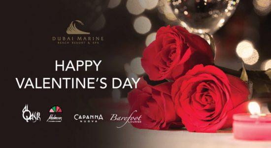 Valentine's Day at Dubai Marine Beach - comingsoon.ae