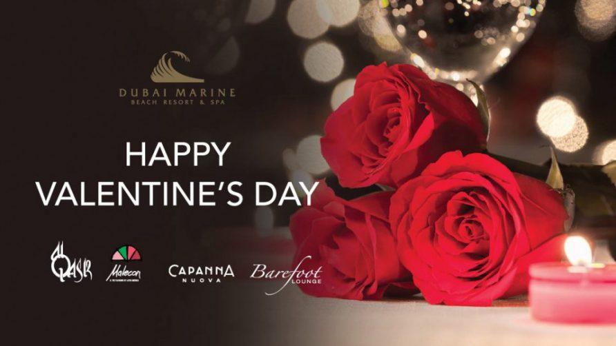 Valentine's Day at Dubai Marine Beach - Coming Soon in UAE, comingsoon.ae