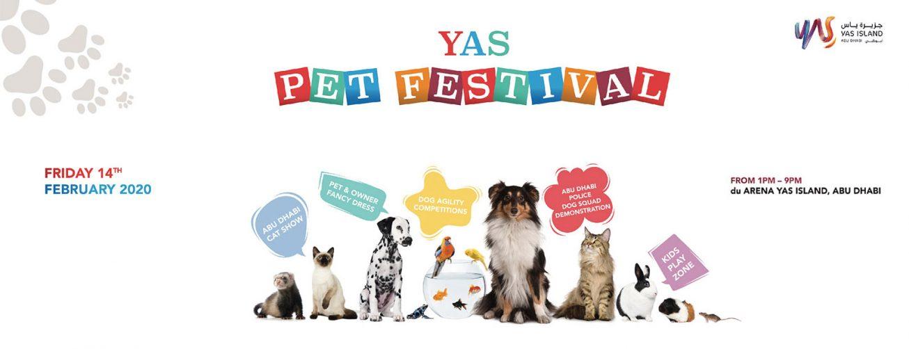 Yas Pet Festival 2020 - Coming Soon in UAE, comingsoon.ae