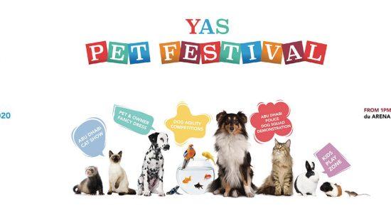 Yas Pet Festival 2020 - comingsoon.ae